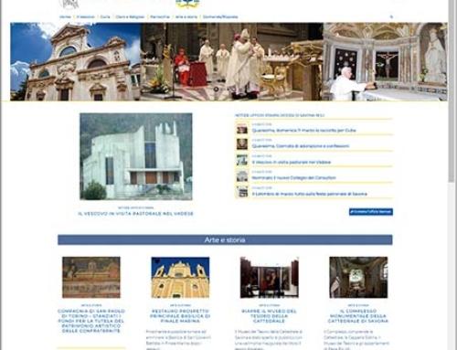Il sito della Diocesi di Savona-Noli