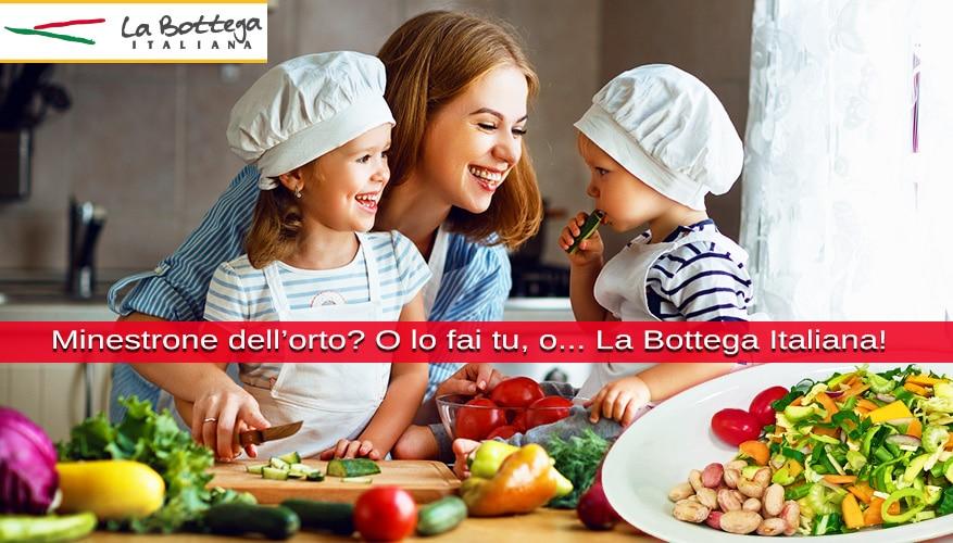 Campagna Facebook Bottega Italiana