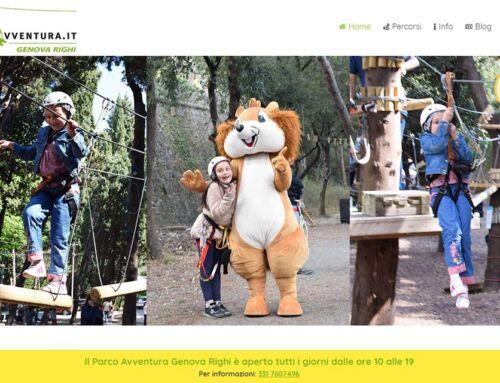 E-commerce Parco Avventura Genova Righi