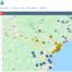Mappa personalizzata Google Maps Orari messe Diocesi Savona