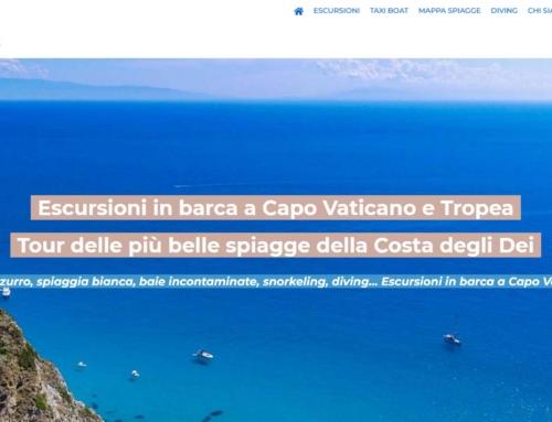 Sito Web Mondo Blu di Capo Vaticano