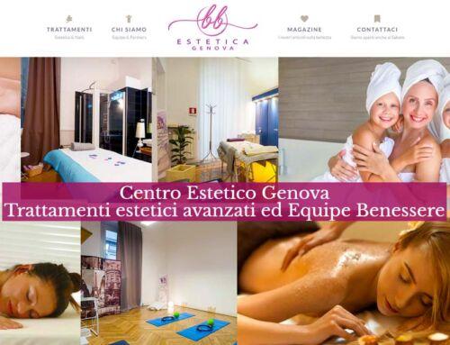 Centro Estetico Genova – Sito WEB
