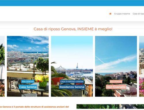 Portale Casa di riposo Genova
